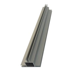 tubo doble inserción laterales